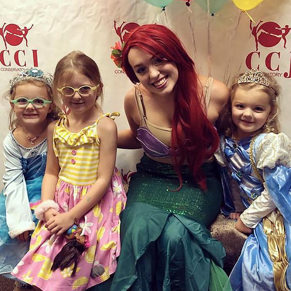 Ms Shannon's Princess Dance Camp